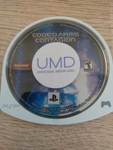 Sony Portable PSP Coded Arms: Contagion - $13.00