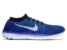 Nike 834584 400 12 RN Men's to Size us Flyknit Running Shoes Motion 7 Free rarFq7