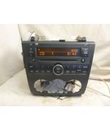 10 11 12 Nissan Altima Radio Cd Player PY03G 28185-ZX11A NYD20 - $28.91