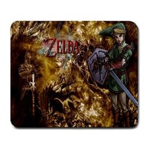 Mouse Pad The Legend Of Zelda Cute Japanese Fantasy Action Adventure Vid... - $114,51 MXN