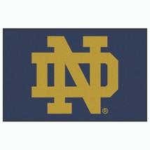 "Fanmats NCAA Notre Dame Fighting Irish Rookie Mat, Area Rug, Bath Mat 20""x30 - $16.82"