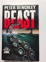 Beast Peter Benchley HC/DJ First Edition - $9.99