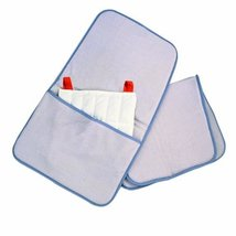 "Relief Pak 11-1364 Standard Terry Cover Hot Pack with Pocket, 24"" Length... - $14.79"