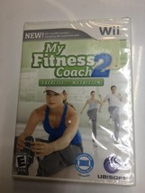 My Fitness Coach 2: Exercise and Nutrition Nintendo Wii NEW SEALED PACKAGE - $12.00