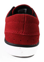 Fallen Footwear Fal-Spirit Blood Red Jamie Thomas Low Top Skate Shoes image 3