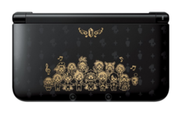 Nintendo 3DS Final Fantasy Curtain Call Theatrihythm Limited Edition Game - $320.00