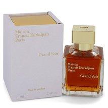 Maison Francis Kurkdjian Grand Soir Perfume 2.4 Oz Eau De Parfum Spray image 1
