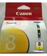 Canon - 0623B002 -  Original Ink Cartridge - Yellow - $29.65