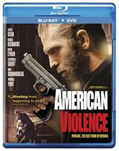 American Violence [2017, Blu-ray/DVD] New