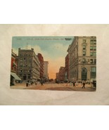Nebraska Postcard 16th Street Omaha 1913 NE - $5.99