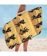 African Dance Microfiber Beach Towel - $22.04+