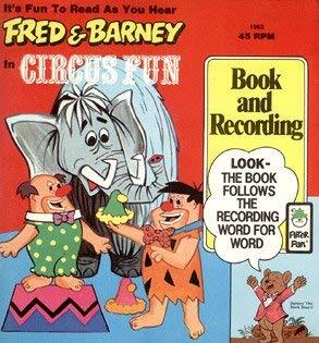 Primary image for Fred & Barney in Circus Fun [Vinyl] The Flintstones