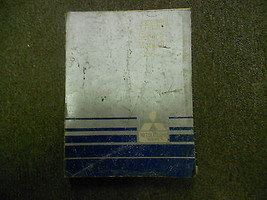 1986 Mitsubishi Truck Service Repair Shop Manual Feo Factory Damaged Book 86 - $22.95