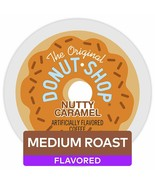 ORIGINAL DONUT SHOP NUTTY CARAMEL SINGLE SERVE KCUPS 72CT - $43.80