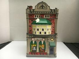 Antique Shop Vintage Retired Collectible Porcelain Figurine, 1998 Snow V... - $39.60