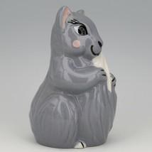 1995 C & S Collectibles #1250 Wade Figurine England Felicity Squirrel Gray image 1