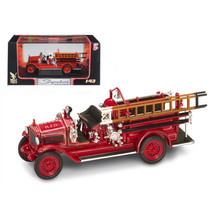 1923 Maxim C-1 Fire Engine Red 1/43 Diecast Model Car by Road Signature ... - $43.43