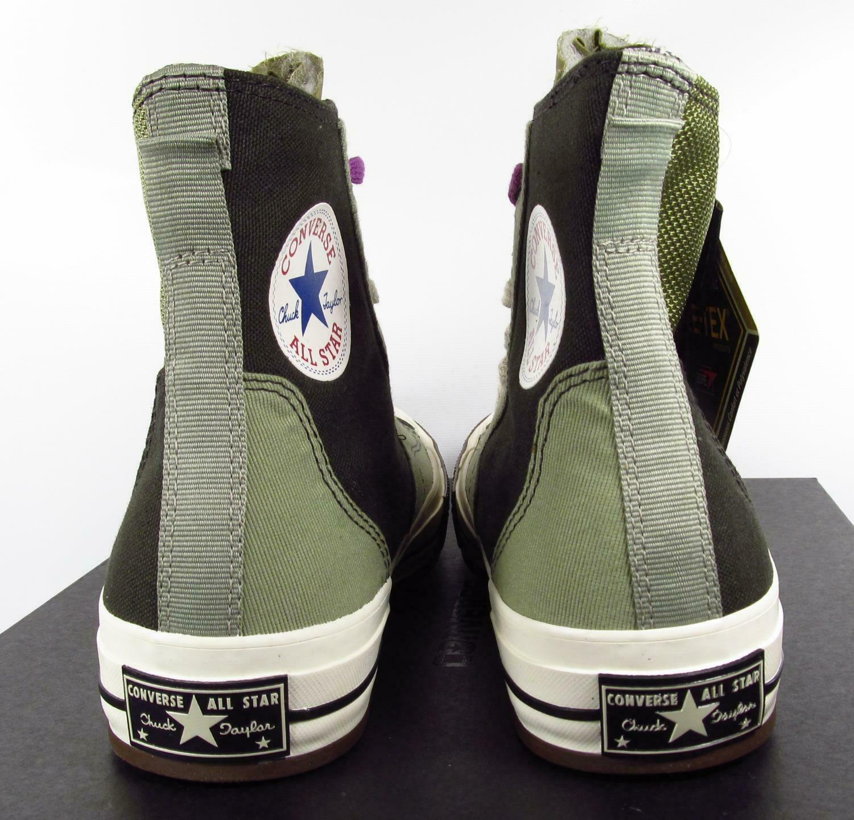 Converse x SLAM JAM Cali Thornhill Dewitt 70 Hiker Boot Gore-Tex GREEN 160317C image 6