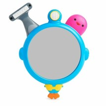 Munchkin See Shave and Squirt Mirror Set Bath Toy - $9.99