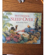 Best Friends Sleep Over Jacqueline Rogers 1st Sleepover Night Away from... - $9.97