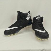 Nike Force Savage Pro TD Promo Football Cleats 918346-010 Size 18 - $43.06