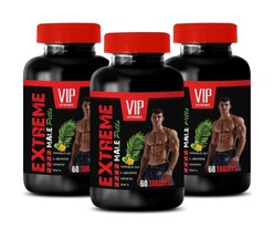 muscle mass supplements - EXTREME MALE PILLS 3B - tribulus strength - $36.42