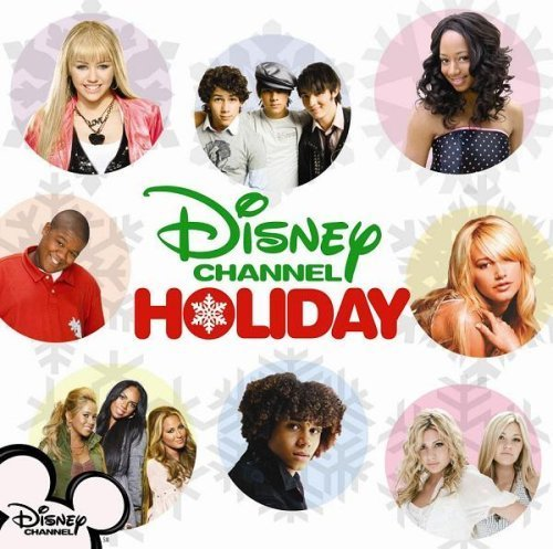 A Disney Channel Holiday O.S.T. Cd