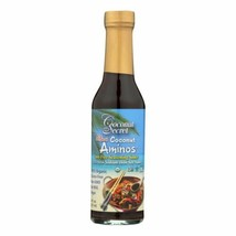 Coconut Secret - Organic Raw Aminos - Coconut - Case Of 12 - 8 Fl Oz. - $98.97