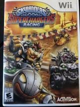 * Nintendo Wii Activision SuperChargers Racing Skylanders - $5.14