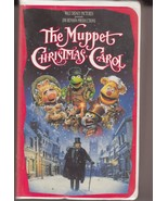 "JIM HENSON PRODUCTIONS ""THE MUPPET CHRISTMAS CAROL"" 1993 - $6.36"