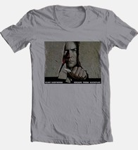Escape from Alcatraz T-shirt Clint Eastwood retro Dirty Harry 100% cotton tee image 2