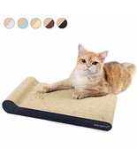 AMZNOVA Cat Scratchers, Corrugated Cardboard Scratch Lounge, Durable Kit... - $11.34