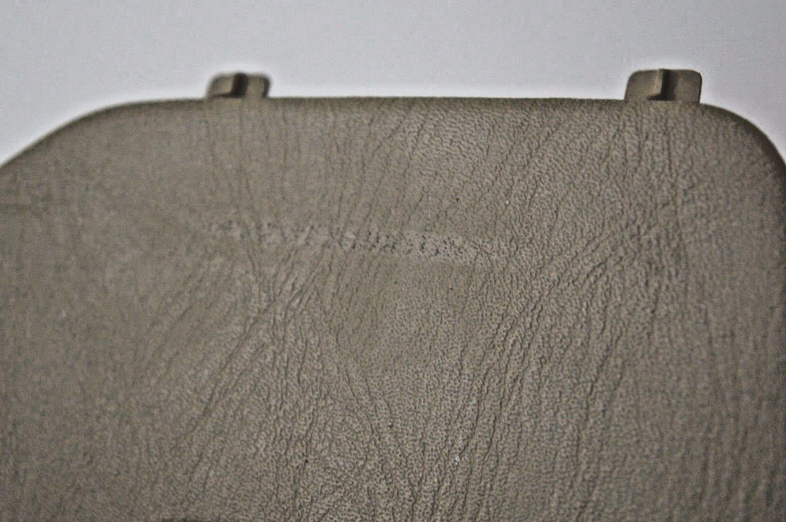 00 01 02 03 Nissan Maxima Tan Fuse Block And 50 Similar Items 2002 Box Cover Lid Door Panel Oem 2000