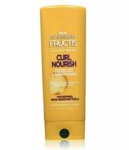 Garnier Curl Nourish Fortifying Conditioner 12 oz NEW NBU - $10.00