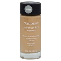 Neutrogena Shine Control Makeup 30 ml  *Choose Your Shade*Triple pack* - $14.59
