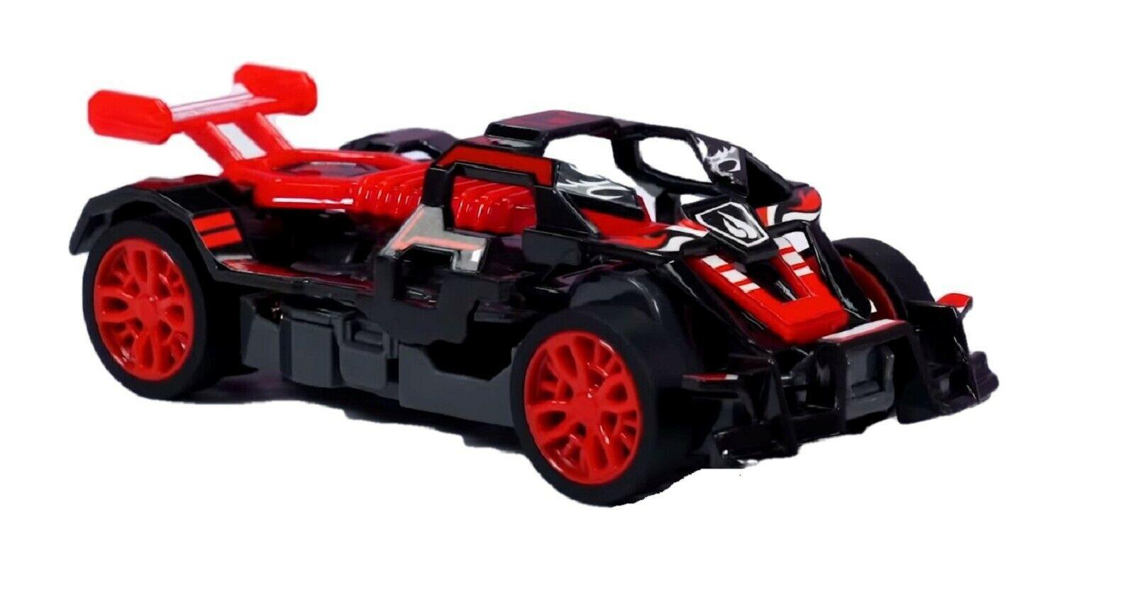 Bite Choicar Black Howling Racing Mini Car Vehicle Toy