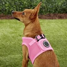 Puppia Soft Vest Dog Harness Pink size XL image 1