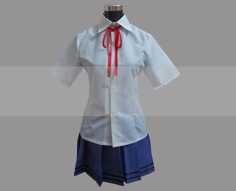 Date A Live Yuzuru Yamai Cosplay School Uniform for Sale