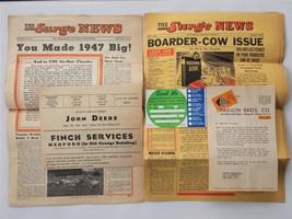 1941-48 vintage BABSON SURGE NEWS advertising 8pg NEWS milker - $47.50