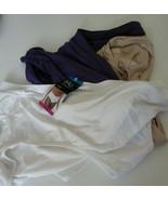 3 Bali Comfort Revolution  Briefs panty size  9 Style DFSBF3 Multi color - $17.33