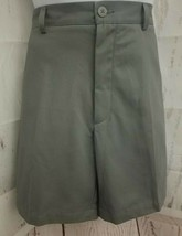 Roundtree & Yorke Mens Shorts Size 38 Olive Green - $12.99