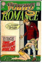 YOUNG ROMANCE #160 1968-DC ROMANCE-NICE ISSUE VG - $24.83