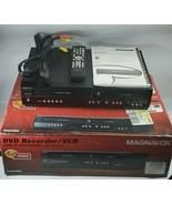 Magnavox ZV427MG9 HDMI VHS/DVD Dubbing Recorder W/ Original Box TESTED/W... - $293.95