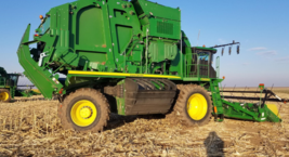 2017 JOHN DEERE CS690 For Sale image 3