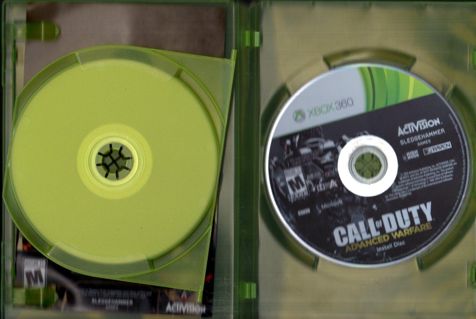 XBox 360: Call of Duty - Advanced Warfare