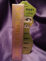 Better Than Sex Too Faced Mascara Hourglass Shape W/ Box 8 ml .27 fl oz - $24.75