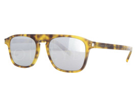 NEW Yves Saint Laurent SL158 003 52mm Havana / Silver Sunglasses - $101.84