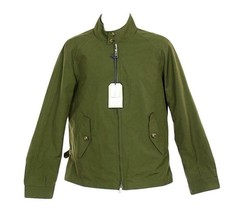 J Crew Men's Baracuta G4 Original Raglan Jacket Coat Bomber Olive A8378 ... - $229.99