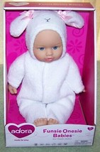 """Adora Baby Doll in Sheep Theme Outfit 11""""H New - $12.88"""