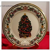 """Lenox Christmas Annual Trees Around the World """"Jamaica"""" Collector Plate NEW - $98.01"""